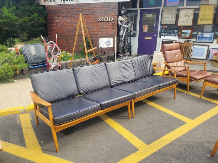 Kent Coffey Tableau Dresser and Mirror - $375